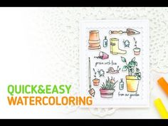 Video: Altenew & Tombow Collaboration Blog Hop + Giveaways | Mayholic in Crafts