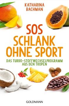 """Schlank ohne Sport: So funktioniert die neue """"SOS""""-Diät SOS Slim without sport: the turbo-metabolism program from the tropics Law Carb, Solange, Natural Detox, Eat Smart, Diet And Nutrition, Diet Tips, Ketogenic Diet, Food Videos, Healthy Life"""