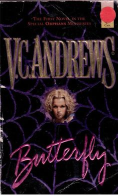 Butterfly - Special Orphans Miniseries #1 By V.C. Andrews - S/Hand - Paperback