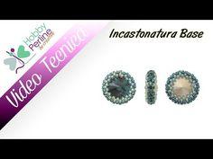 Incastonatura Base | TECNICA - HobbyPerline.com - YouTube