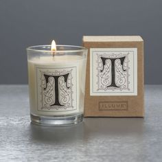 ILLUME scented candles, diffusers, pillars and tins are hand-crafted with essential oils to provide energizing scents and the cleanest possible burn. Best Candles, Votive Candles, Scented Candles, Monogram Box, Red Cedar, Handmade Soaps, Soap Making, Christmas Time, Candle Holders