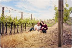 {Maternity Lifestyle Shoot} Love in the Vineyards