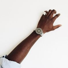 Dress up your wrist : @tamon_