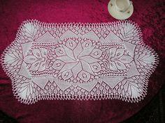 Duge I Kunststrik 4 Baby Knitting Patterns, Lace Knitting, Knitting Needles, Crochet Patterns, Tunisian Crochet, Knit Or Crochet, Lace Doilies, Crochet Doilies, D Flowers