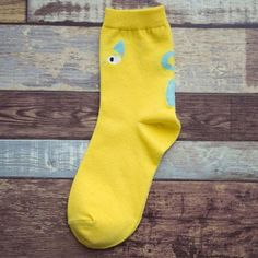 Adorable Kitty Face and Tail Cat Socks