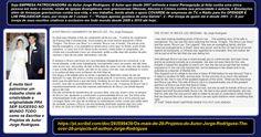 #policiafederal #MP #PF #MinistérioPublico #cchr  PRÁTICA DE CARTEL, FORMAÇÃO DE QUADRILHA, AMEAÇAS DE SEQUESTRO TORTURA, E MORTE.     https://www.facebook.com/Coloquem-o-Jorge-Rodrigues-Num-Manic%C3%B4mio-1218776414824219/?ref=aymt_homepage_panel&__mref=message_bubble Principais envolvidos. http://artesimfujelivre.blogspot.com.br/2016/01/ameacas-tramas-e-crimes-de-empresas.html Links dos bandidos, minhas fotos, e o nome Laércio Dias…