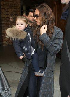 Victoria Beckham & Kids Return To London – Gallery Photo 5   Celebrity Baby Scoop