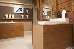 reception desks - designermade