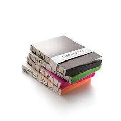 Gradient Books: set of 3 // Slow Design