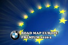 BMW Road Map Europe East&West Premium Electronic Delivery