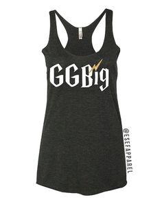 Sorority Tanks - Great Grand Big Harry Potter Inspired T Shirts