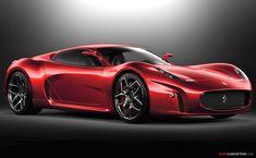 Ferrari GT Concept