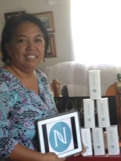 Theresa Knows that Nerium Gives Back!