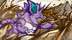 Nidoking | Earthquake by ishmam.deviantart.com on @deviantART