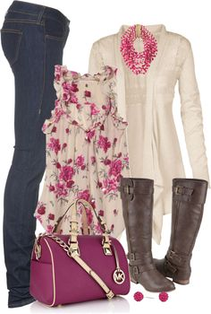 """""""Monet"""" by jeanean-brown on Polyvore"""
