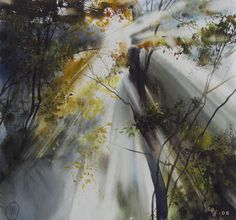 Ilya Ibryaev was born in 1955. He lives in Moscow - gorgeous water colours