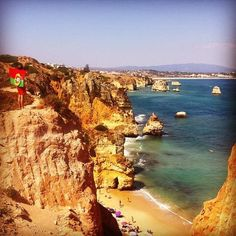 Live it Up in Lagos, Portugal by Back to Buckley | Postcard