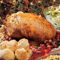 Honey-Glazed Turkey