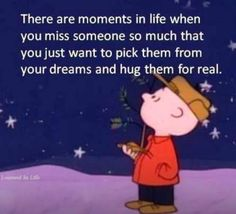 There are moments ...