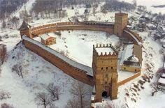 Замок Любарта в Луцке или Луцкий замок