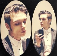 Andy Biersack Rare Pictures — is this rare idk