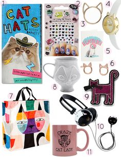 2013 Gift Guide: 30 Gifts for your Cat Loving Friend