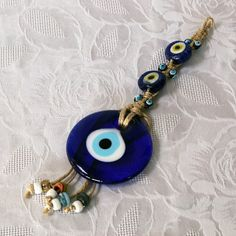 Nurhan Creation Deco, Evil Eye Charm, Macrame Art, Hamsa Hand, Cyprus, Crafts To Sell, Gemstone Jewelry, Creations, Handmade Jewelry