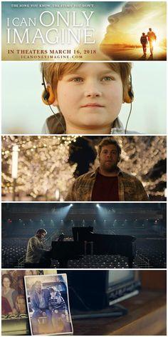 """I Can Only Imagine"" Movie! #Movie #ChristianFilms #MercyMe"