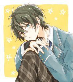 Anime- Boy