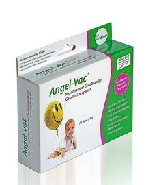Angel-Vac Geschwister Paket Nasensauger Staubsauger: Amazon.de: Baby