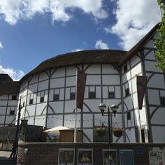 Globe Theater, London, England  Slightly Brilliant: ::Tweedy's Take the World - England::