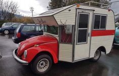 "1970s Volkswagen Beetles Converted into RV Hybrids Called ""Bug Campers"" – Mystical Raven"