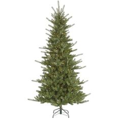 "Colorado 6' 6"" Green Slim Spruce Artificial Christmas Tree with 500 Dura-Lit Clear Lights with Stand -- More details @ http://www.amazon.com/gp/product/B009M58VYG/?tag=christmasdecor1-20&pbc=210816053237"