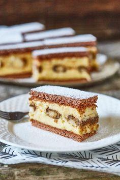 Tiramisu, Waffles, French Toast, Cookies, Baking, Street, Breakfast, Cake, Ethnic Recipes