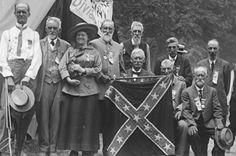 Civil War Photo: Confederate Veterans, Gettysburg -1913