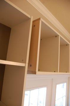 diy billy bookcase built ins farben. Black Bedroom Furniture Sets. Home Design Ideas