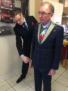 George Brummell Bespoke Tailors London | Savile Row Bespoke Tailoring | Bespoke Suits