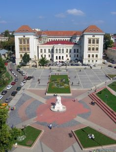 Iasi, my hometown - University of Medicine and Pharmacy