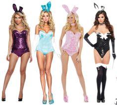 Sexy Bunny costumes #halloween #ideas #playboy