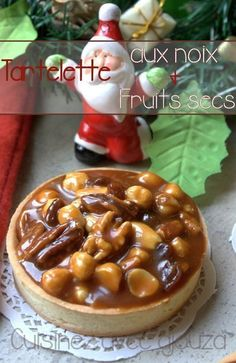 Tartlet with walnuts, hazelnuts, pecan nuts and salted butter caramel – # butter hazelnuts Sweet Pie, Sweet Tarts, Cooking Chef, Cooking Recipes, Köstliche Desserts, Dessert Recipes, No Sugar Foods, Salted Butter, Sweet Recipes