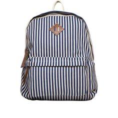 Multi Striped Backpack by Steve Madden