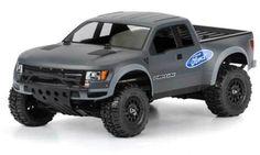 Pro-Line-True-Scale-Ford-F-150-Raptor-SVT-Body-for-Slash-SC10-3389-00-338900