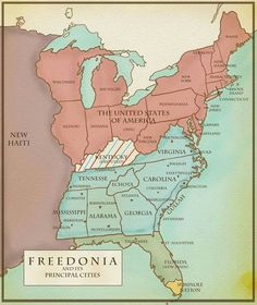 . History Timeline, Us History, American History, Historical Pictures, Historical Maps, Map Symbols, Imaginary Maps, North America Map, Alternate History
