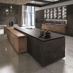 Kitchen goals from @snaiderousa 🖤🖤🖤 . #architecture #kitchendesign #int... - #architecture #asnaiderousa #goals #int #kitchen #kitchendesign #snaiderousa