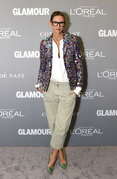 Glamour Women Of The Year 2016 LIVE Summit - Backstage
