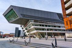 【新国立競技場の建築家】ザハ・ハディドの建築デザインってどんなの? / 脱構築20選 - アーキペラゴを探して