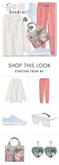 """""""In My Hood: Cozy Hoodies"""" by paculi ❤ liked on Polyvore featuring Givenchy, casual, sporty and Hoodies"""