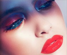 OOB Magazine - Jeremy Zaessinger  Red lips. TG