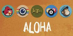 Aloha Icon Pack  V4.2.4