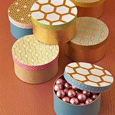 Friends and family will adore these cute Christmas gift ideas -- including dishware, vases, and other home accessories -- that are just as fun (and easy!) to make as they are to give. Start one of these handmade Christmas crafts today so you can check everyone off your holiday gift list.